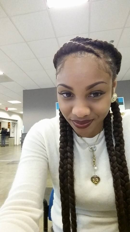 Cute hairstyles with big braids : Cornrows hairstyles to inspire you jjbraids