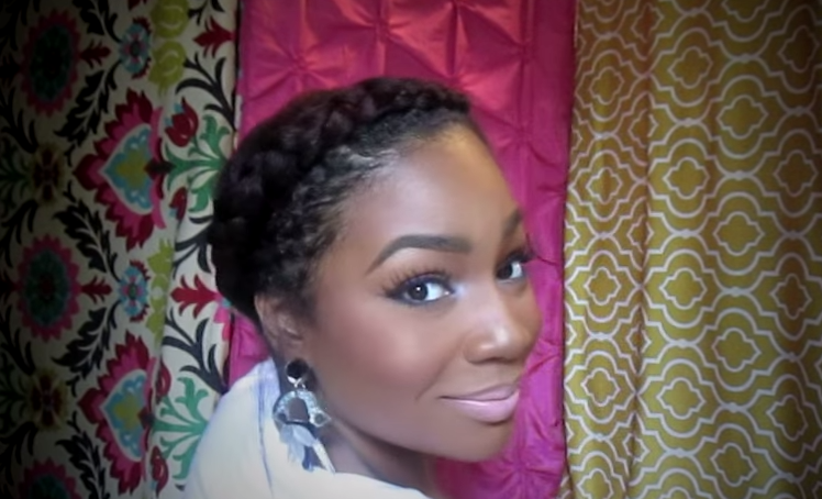 Goddess Braids DIY Tutorial (VIDEO) - JJBraids