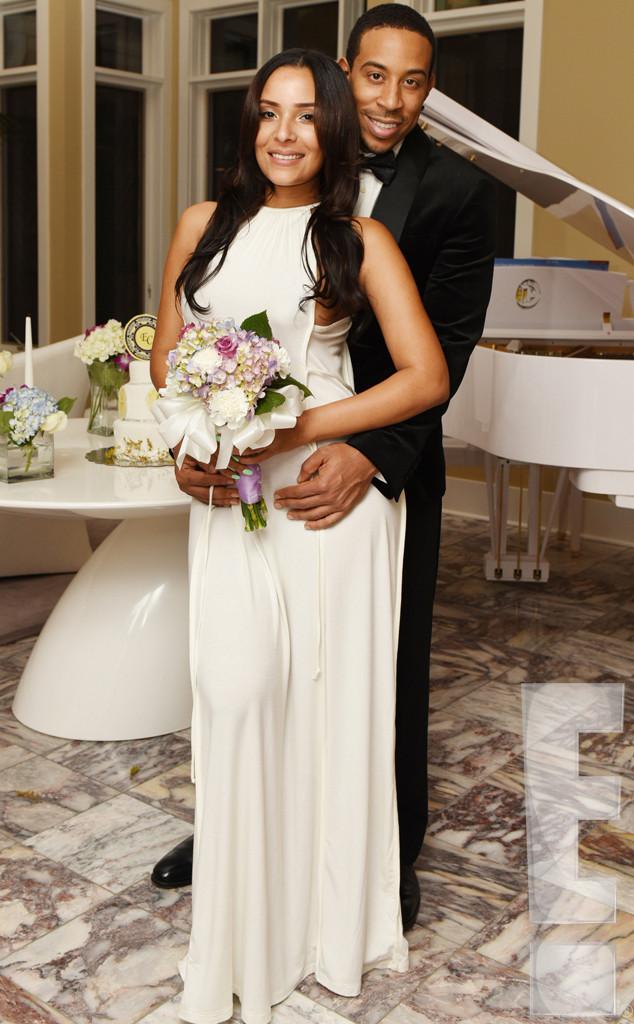 Eudoxie ludacris wedding