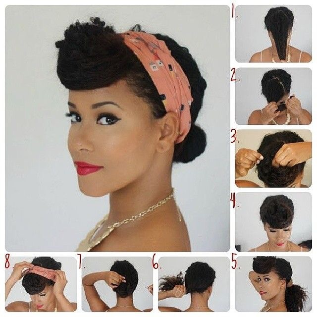 40s Inspired Hairstyle Archives Jjbraids