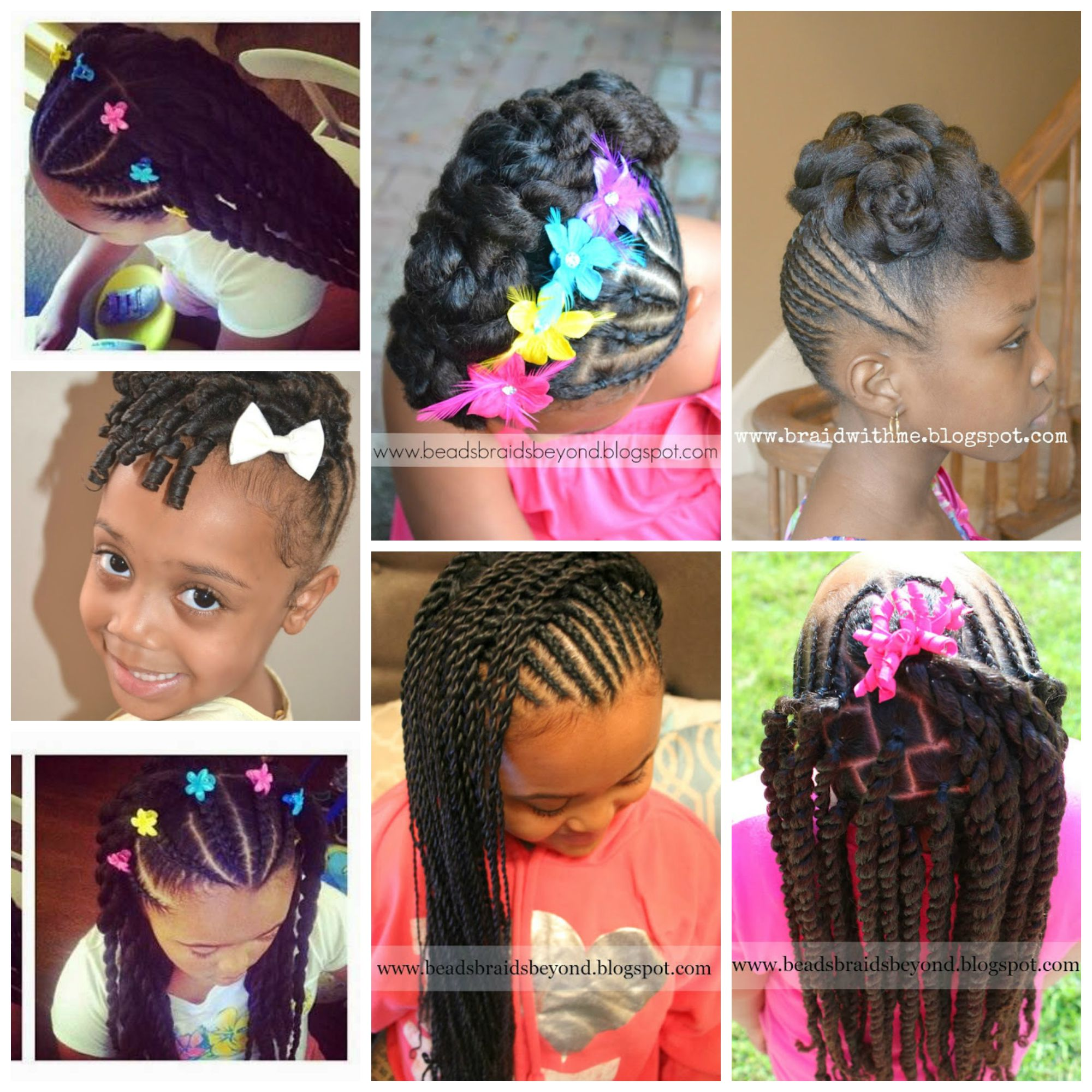 Back To School Braids Styles For Little Girls Jjbraids