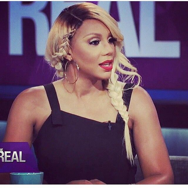 tamar braxton with box braids tamar braxton with box
