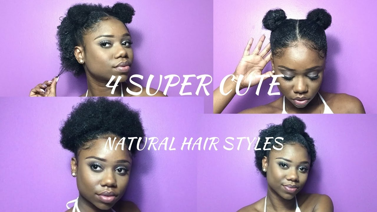 Over 12 Hairstyle Ideas For Short Natural Transition Hair